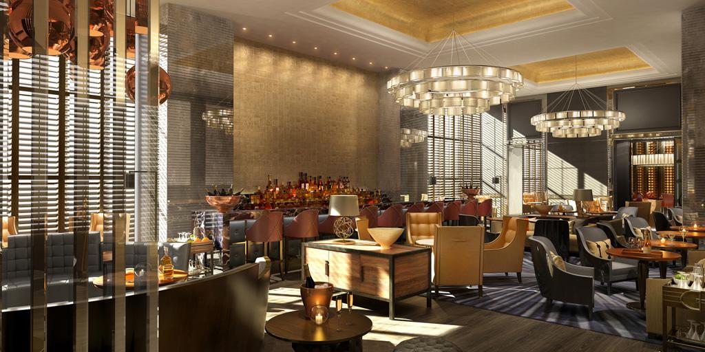 St regis kuala lumpur the new luxury address in the city for Design hotel kuala lumpur