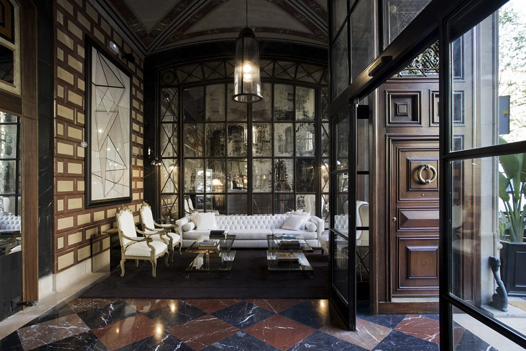 cotton-house-hotel-barcelona-reception