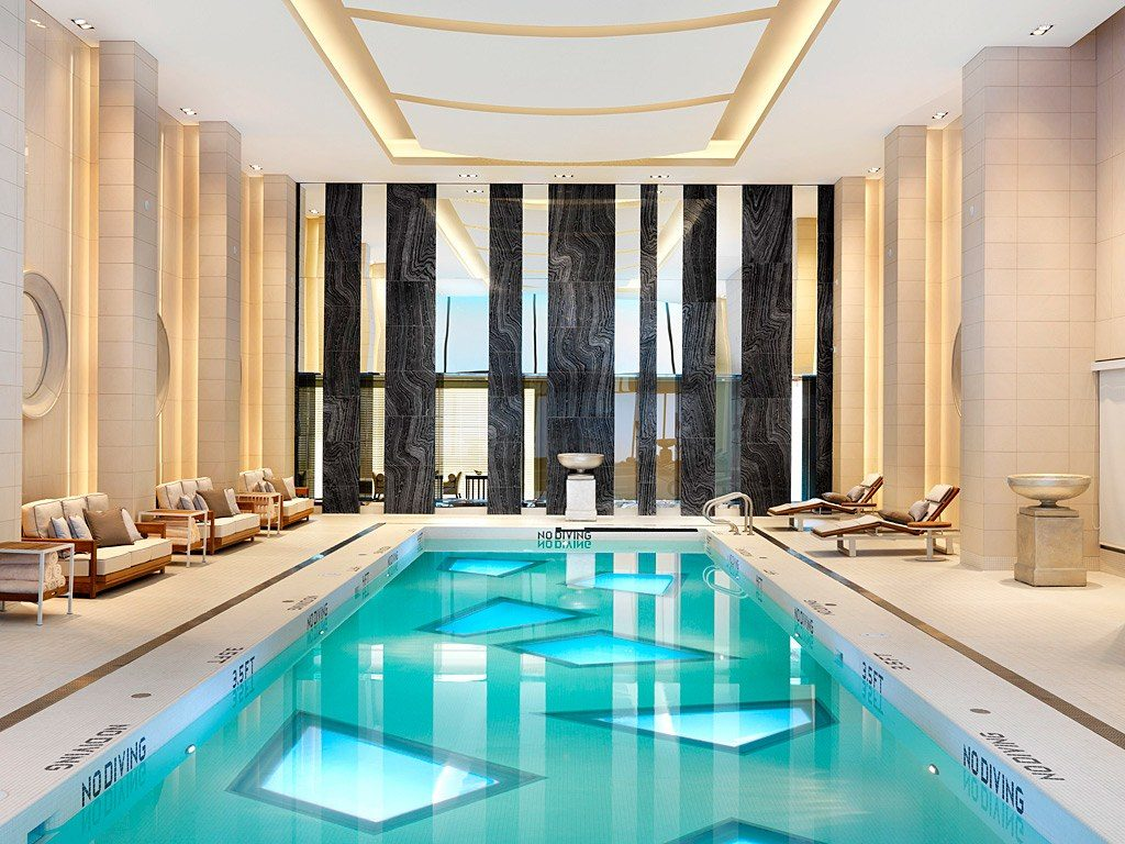 Rosewood hotel hong kong to open in 2018 for Pool design vancouver