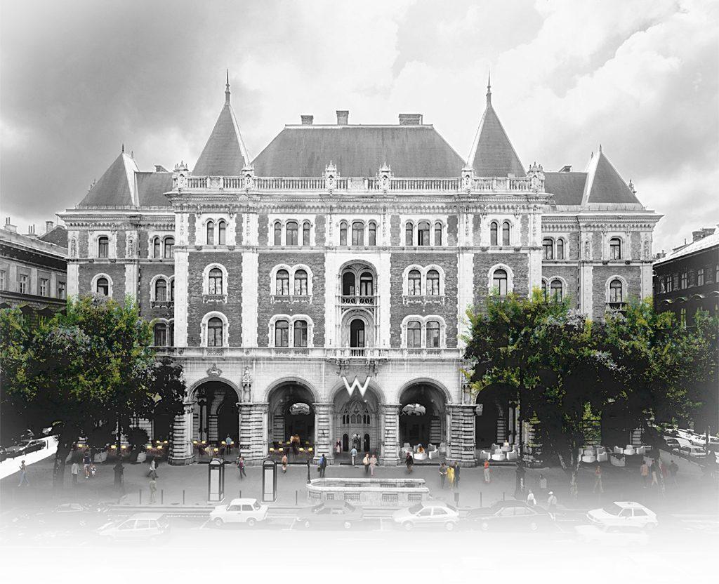 W Hotel Budapest