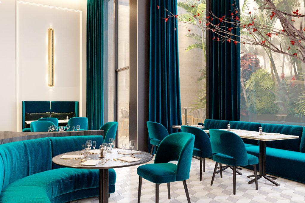 almanac hotel barcelona 3
