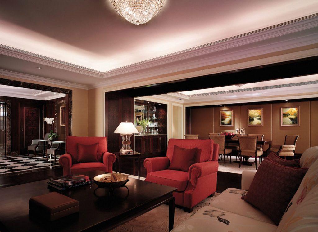 Shangri-La Hotel Singapore Suite 10