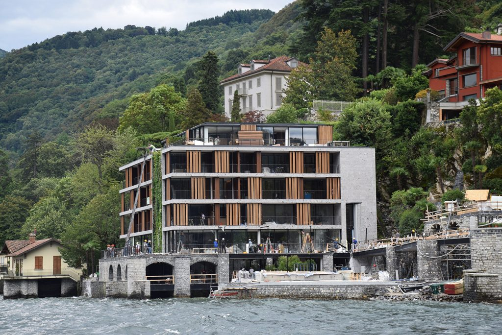 il sereno hotel lake como is now officially open