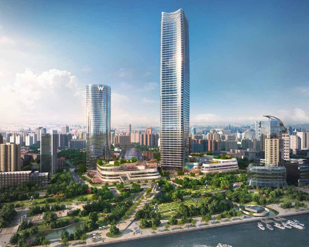 W Shanghai The Bund To Debut In June 2017