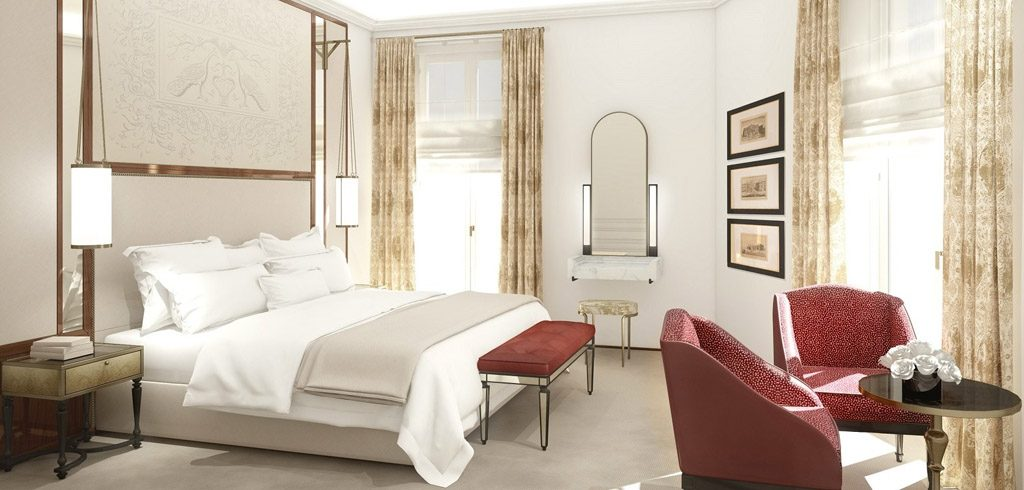 The Iconic Hotel Eden Rome Reopens In April