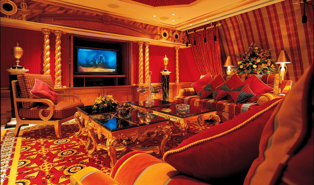 Here Are The Best Presidential Suites From Dubai