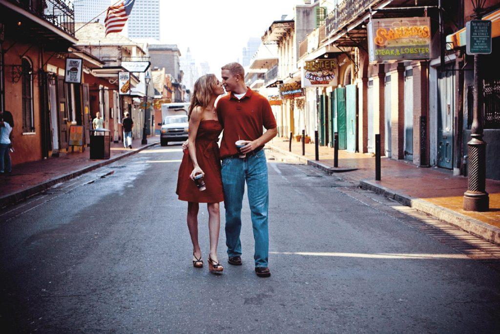 Romantic weekend getaways in new orleans