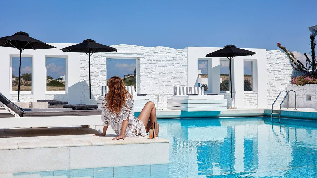 Mr And Mrs White New Style Hotel Paros
