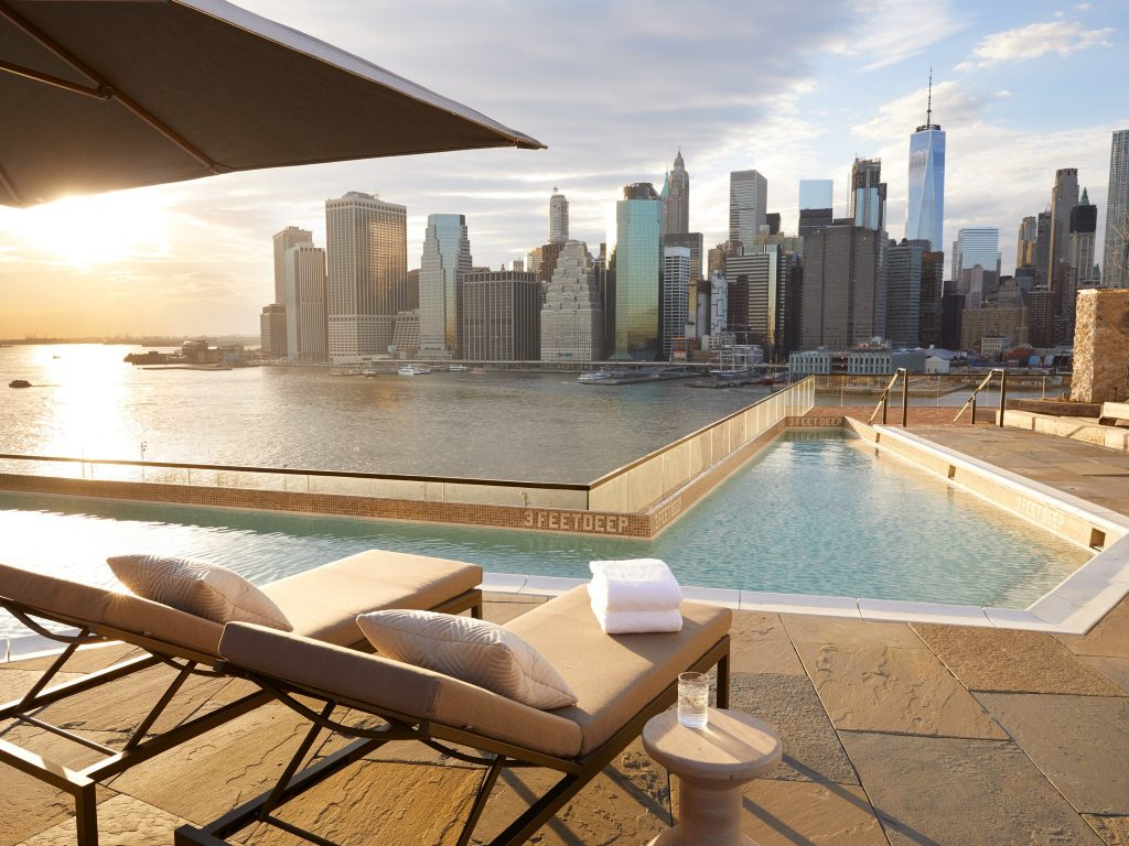 best 10 new hotels in the world in 2017, according to conde nast