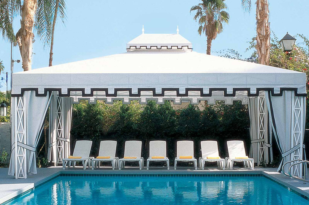 Design hotels welcome the avalon beverly hills and the for Design hotel palm springs