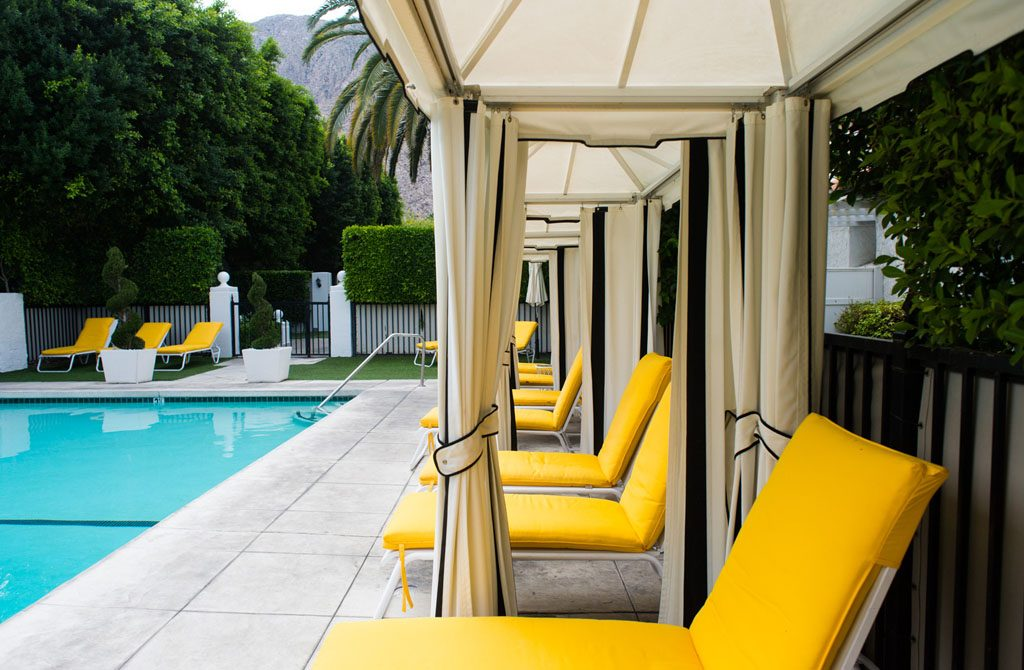 Design Hotels Welcome The Avalon Beverly Hills And The Avalon Palm Springs