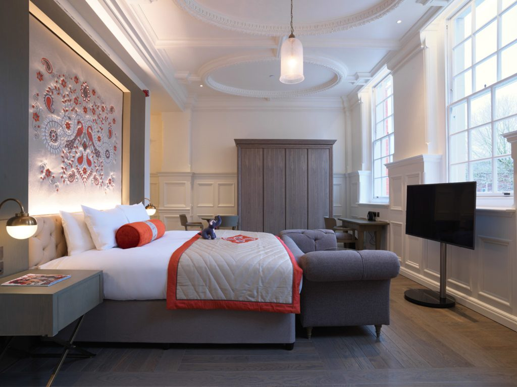 Lalit London Joins Small Luxury Hotels Of The World
