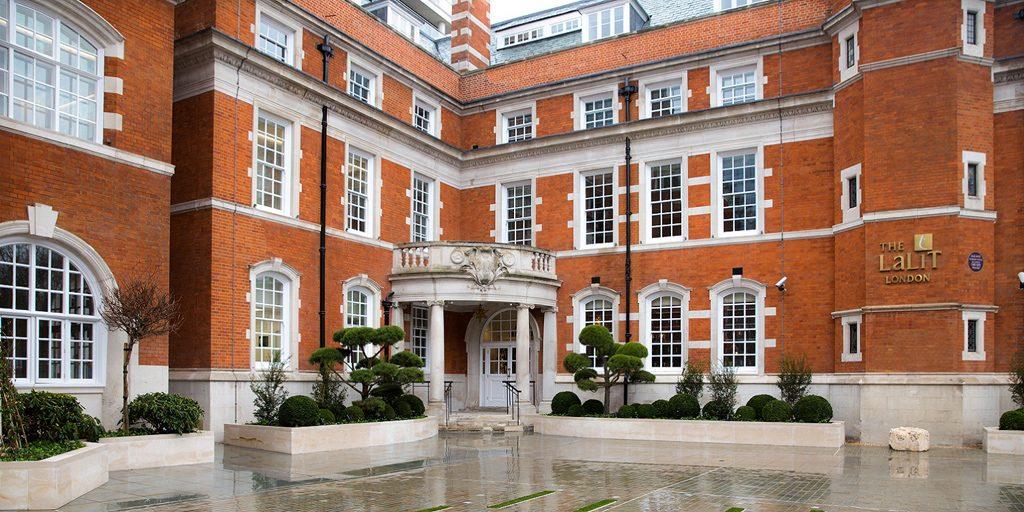 Small Luxury Hotels London