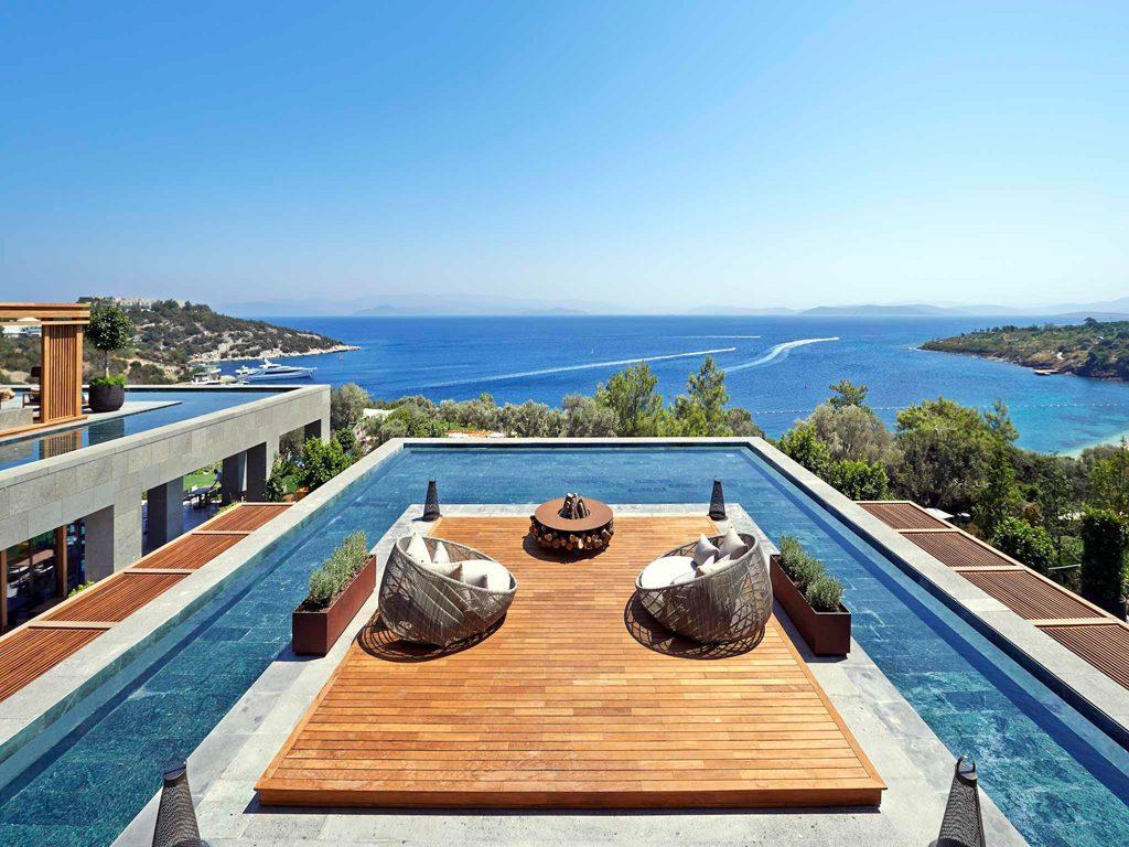 Luxury villa living at mandarin oriental bodrum this summer - Mandarin oriental bodrum ...