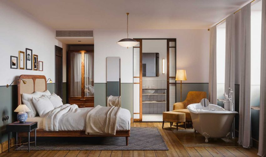 The best design hotels in europe 2014 for Top design hotels in copenhagen