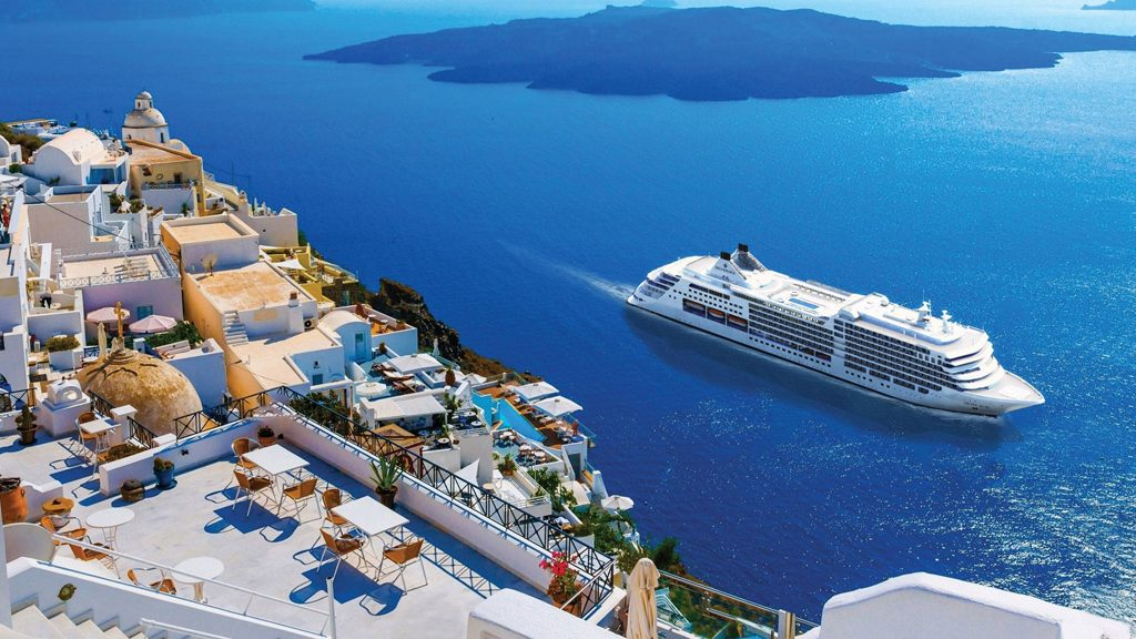 Silve Muse Is The First AllSuite Cruise Ship In The World - First cruise ship in the world