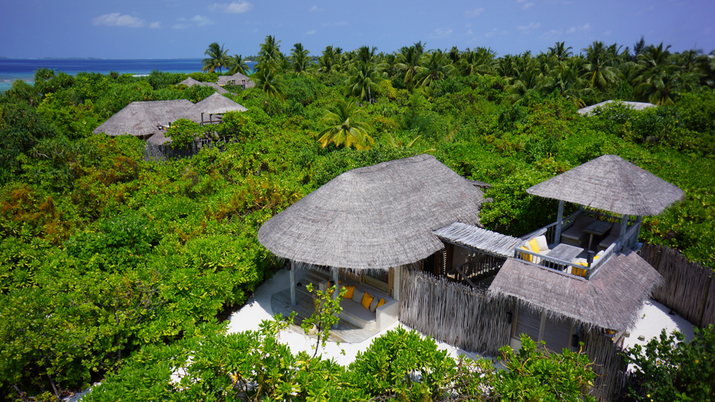Amazing At Six Senses Laamu, 97 Water And Beachfront Villas Are Constructed Of  Sustainable Materials And Spread Around The Palm Fringed Island Paradise. Home Design Ideas