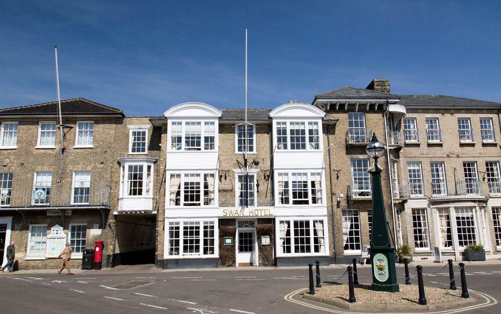 Luxury Hotels Suffolk Coast