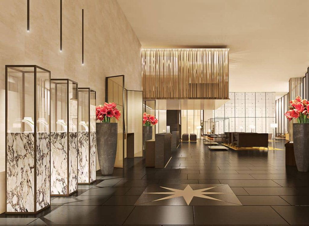 The Bulgari Hotel Beijing Is Now Open For Business