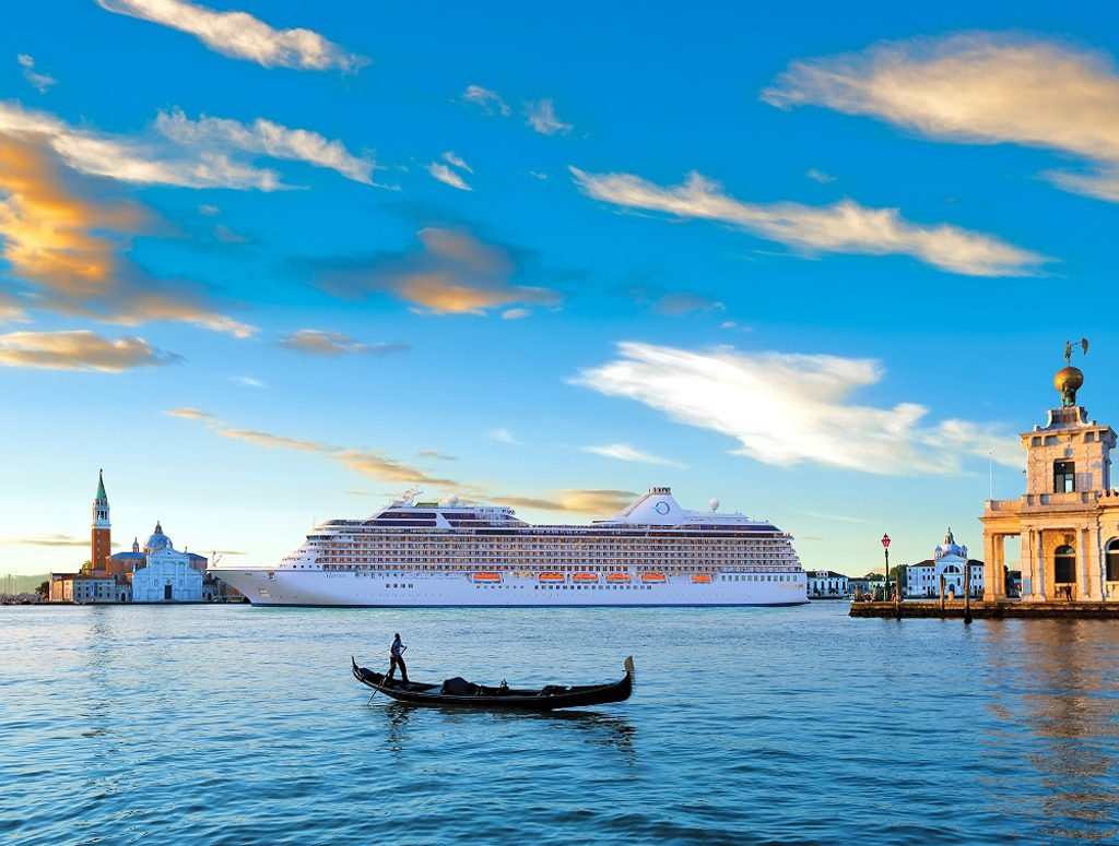 Travel The World In 180 Days With Oceania Cruises