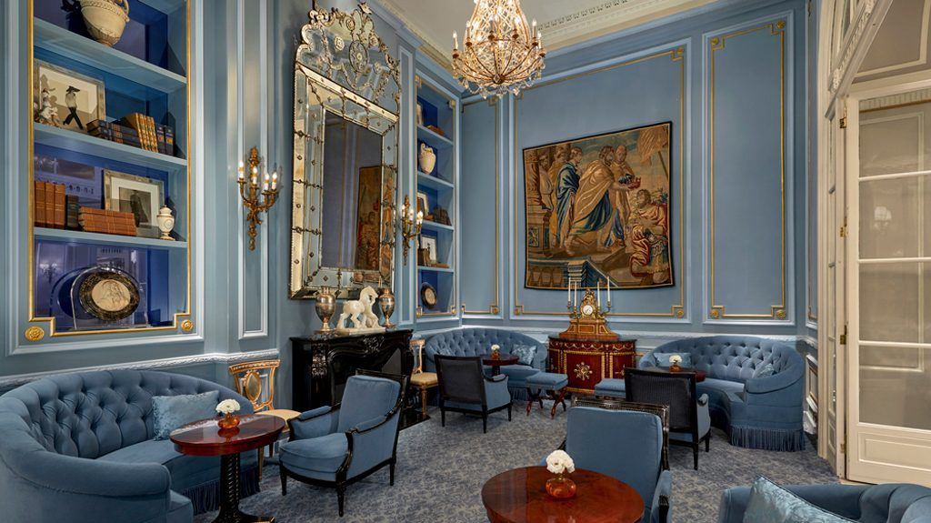 Inside the newly refurbished St Regis Rome that costed 45 million