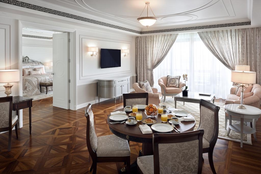 Living The Royal Life At Palazzo Versace Dubai