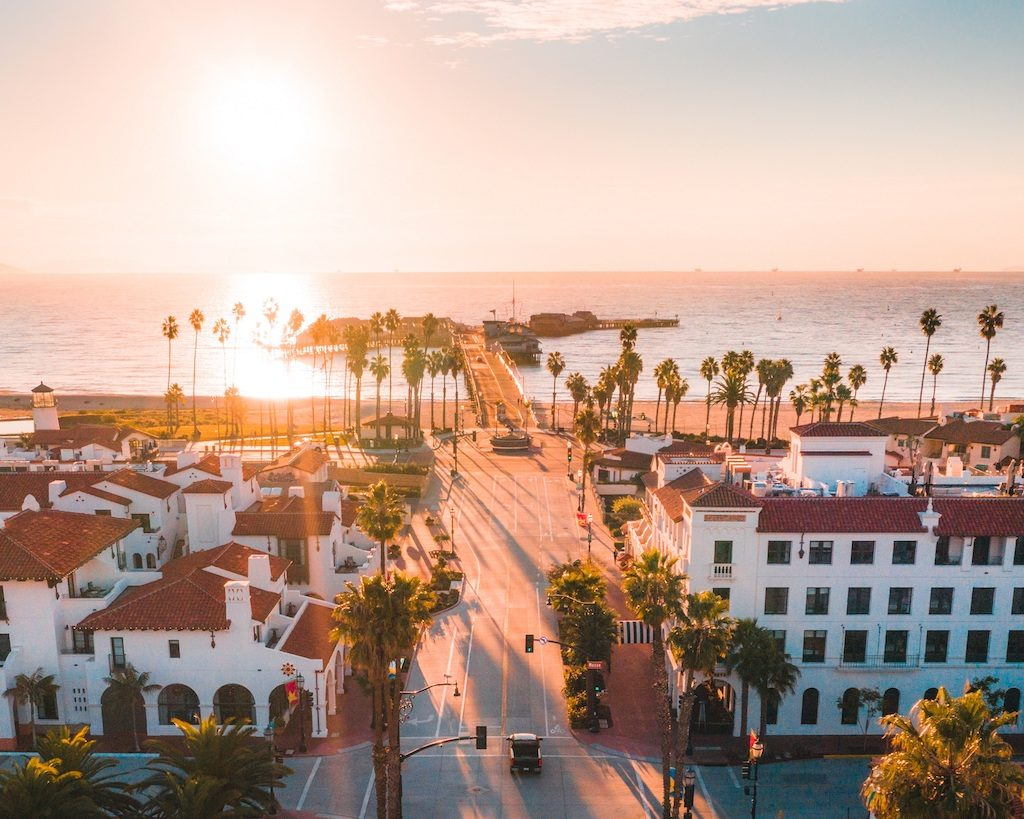Live The Zen Life At Hotel Californian Santa Barbara