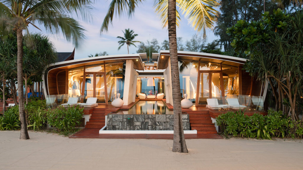 Iniala Beach House Thailand The Most